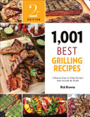 1 001 Best Grilling Recipes