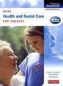 GCSE Health and Social Care for Edexcel