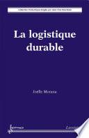 La logistique durable