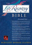 Life Recovery Bible Book