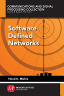 Software Defined Networks Book