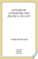 Letters on Literature and Politics  1912 1972