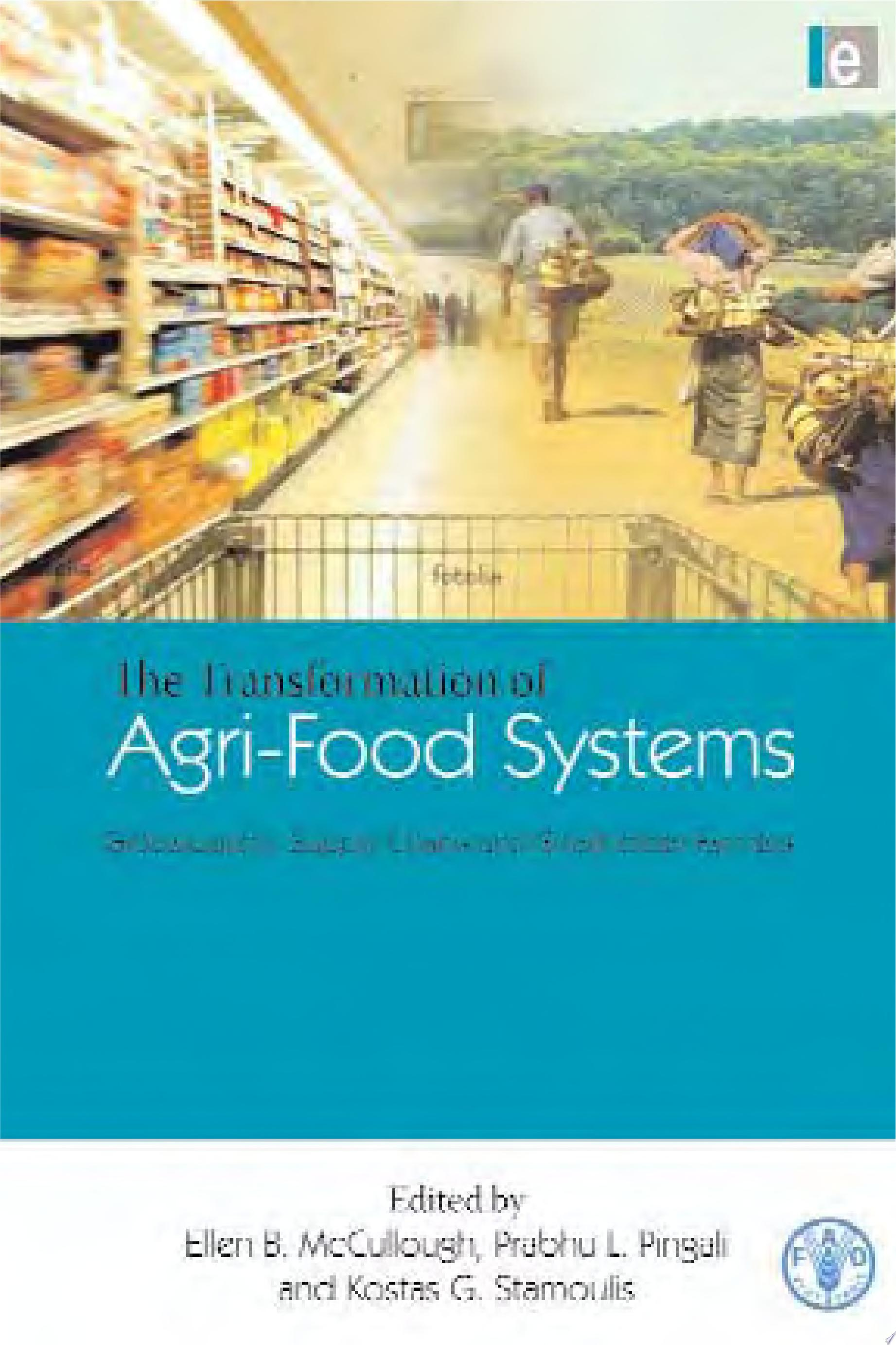 Transformation of Agri Food Systems