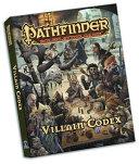 Pathfinder Roleplaying Game  Villain Codex Pocket Edition