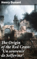 The Origin of the Red Cross: