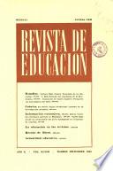 Revista de educación nº 140