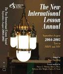 The New International Lesson Annual Book PDF
