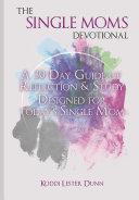 The Single Moms Devotional [Pdf/ePub] eBook