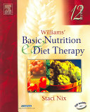 Williams  Basic Nutrition   Diet Therapy Book PDF