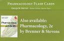 Pharmacology Flash Cards