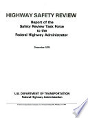 Highway Safety Review