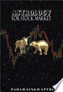 Astrology For Stock Market