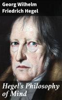 Hegel's Philosophy of Mind Pdf/ePub eBook