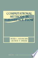 Computational Methods In Subsurface Flow Book PDF