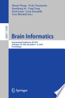Brain Informatics Book PDF
