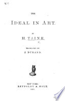 The Ideal in Art     Translated by J  Durand