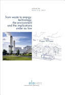 From Waste to Energy Book