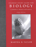 Student Study Guide for Biology  by  Campbell Reece Mitchell Book