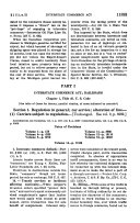 Interstate Commerce Acts Annotated
