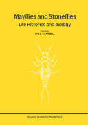 Mayflies and Stoneflies: Life Histories and Biology