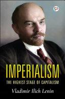 Imperialism: the Highest Stage of Capitalism Pdf/ePub eBook