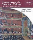 Crosscurrents In American Culture
