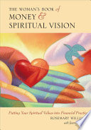 The Woman S Book Of Money Spiritual Vision