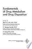 Fundamentals of Drug Metabolism and Drug Disposition