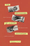 The Breakdown of Higher Education Pdf