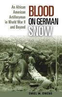Blood on German Snow Pdf/ePub eBook