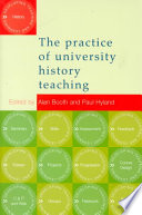 The Practice of University History Teaching