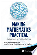 Making Mathematics Practical