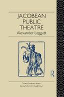 Jacobean Public Theatre