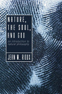 Nature  the Soul  and God