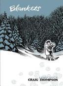 Blankets: an illustrated novel