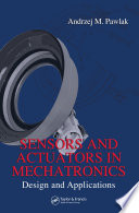 Sensors And Actuators In Mechatronics Book PDF