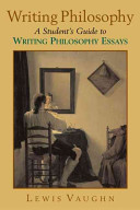 Writing Philosophy Book