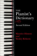 The Pianist's Dictionary, Second Edition