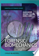 Forensic Biomechanics Book PDF