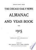 Chicago Daily News Almanac Book PDF