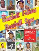 Baseball Fathers  Baseball Sons