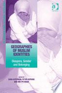 Geographies of Muslim Identities