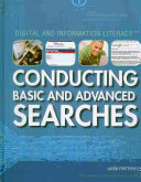 Conducting Basic and Advanced Searches ebook