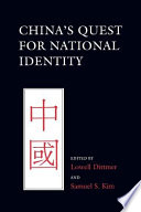 China S Quest For National Identity