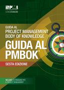 Guide to the Project Management Body of Knowledge (PMBOK® Guide)–Sixth Edition (ITALIAN) Pdf/ePub eBook