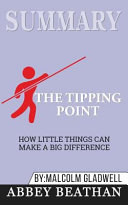 Summary: the Tipping Point