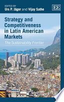 Strategy and Competitiveness in Latin American Markets Book