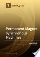 Permanent Magnet Synchronous Machines Book