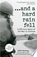and a hard rain fell Book