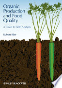 Organic Production and Food Quality